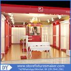 Nice Red baking paint Kids Dress Shop - OEM Factory Kids Dress Stores with top quality आपूर्तिकर्ता